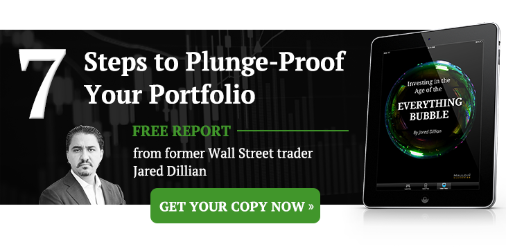 7 Steps to Plunge-Proof Your Portfolio - from former Wall Street trader Jared Dillian