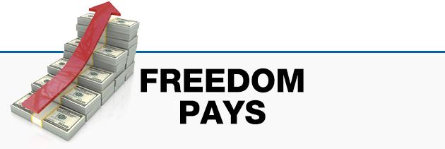 Freedom Pays