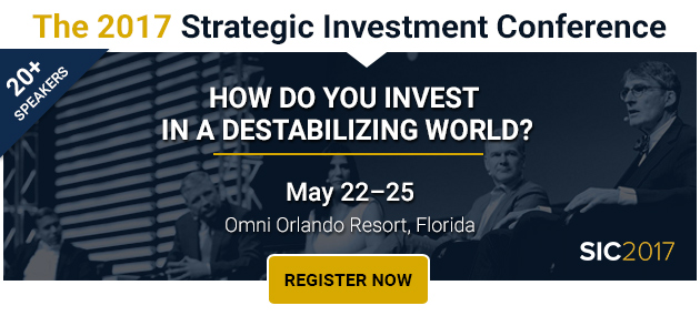 The 2017 Strategic Investment Conference - Register Now