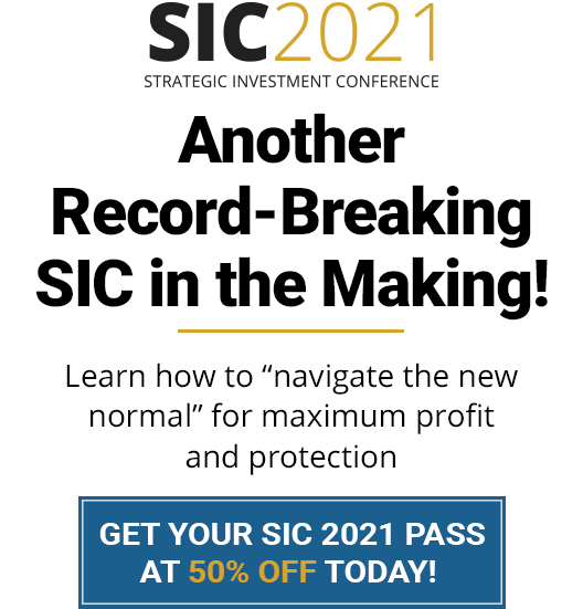 Another Record-Breaking SIC in the Making! Get Your SIC 2021 Pass at 50% Off Today!