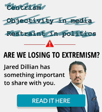 Are we losing to extremism - Jared Dillian has something important to share with you - read it here